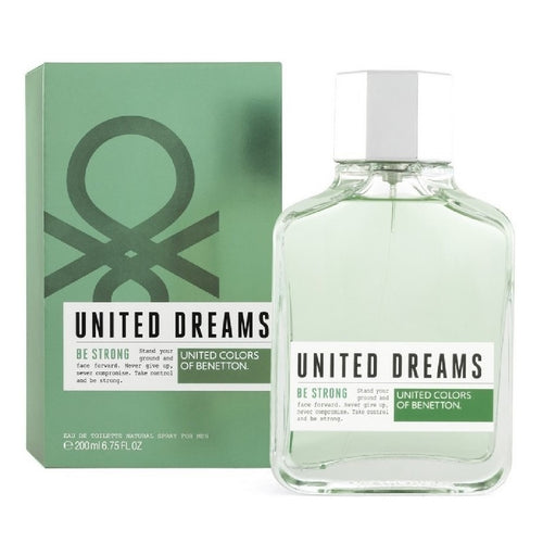 United Dreams Be Strong Caballero Benetton 200 ml Edt Spray | PriceOnLine