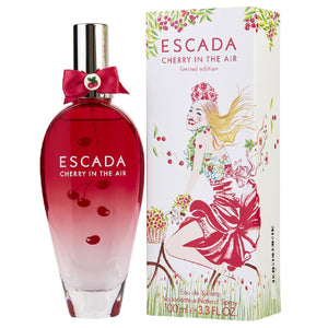 Cherry In The Air Limited Edition Dama Escada 100 ml Edt Spray | PriceOnLine