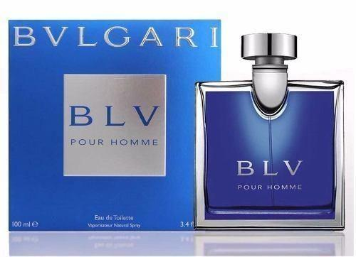 Blv Pour Homme Caballero Bvlgari 100 ml Edt Spray | PriceOnLine