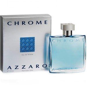 146-Azzaro Chrome Caballero 100 ml Loris Azzaro Spray Perfumes PriceOnLine.mx