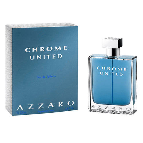 Azzaro Chrome United Caballero Azzaro 100 ml Edt Spray | PriceOnLine