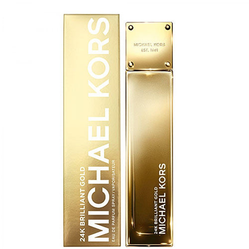 24K Brilliant Gold Dama Michael Kors 100 ml Edp Spray | PriceOnLine