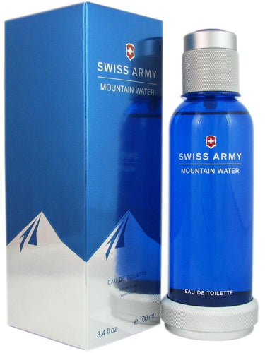 Swiss Army Mountain Water Caballero Victorinox Swiss Army 100 ml Edt Spray | PriceOnLine