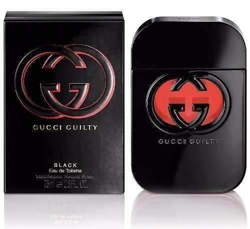 Gucci Guilty Black Dama Gucci 75 ml Edt Spray - PriceOnLine