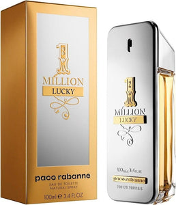 One Million Lucky Caballero Paco Rabanne 100 ml Edt Spray - PriceOnLine