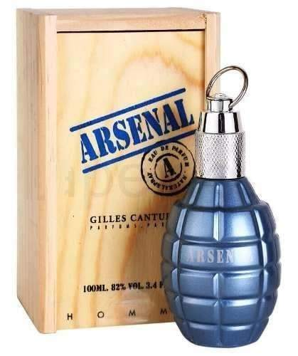 Arsenal Blue Caballero Gilles Cantuel 100 ml Edp Spray | PriceOnLine