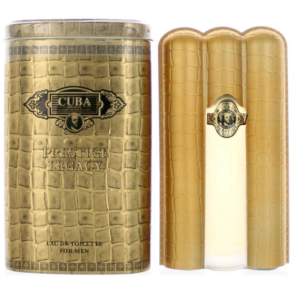 Cuba Prestige Legacy Caballero Des Champs 90 ml Edt Spray | PriceOnLine