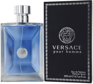 2521-Versace Pour Homme Caballero 200 ml Edt Spray Perfumes PriceOnLine.mx