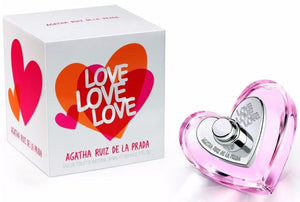 Love Love Love Dama Agatha Ruiz De La Prada 100 ml Edt Spray | PriceOnLine