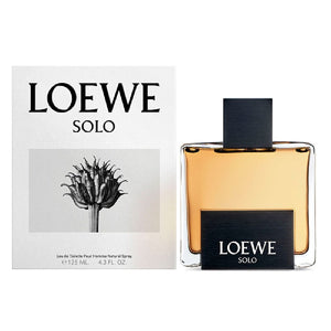 1137-Solo Caballero 125 ml Loewe Spray Perfumes PriceOnLine.mx