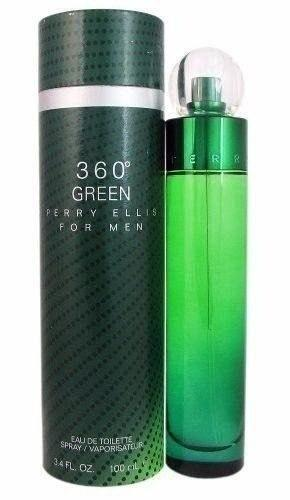 360 Green Caballero Perry Ellis 100 ml Edt Spray | PriceOnLine