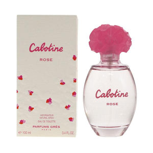 Cabotine Rose Dama Parfums Gres 100 ml Edt Spray - PriceOnLine