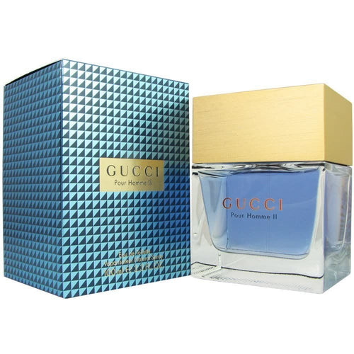 Gucci Pour Homme II Caballero Gucci 100 ml Edt Spray - PriceOnLine