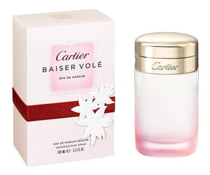 Baiser Vole Dama Cartier 100 ml Edp Fraiche Spray | PriceOnLine