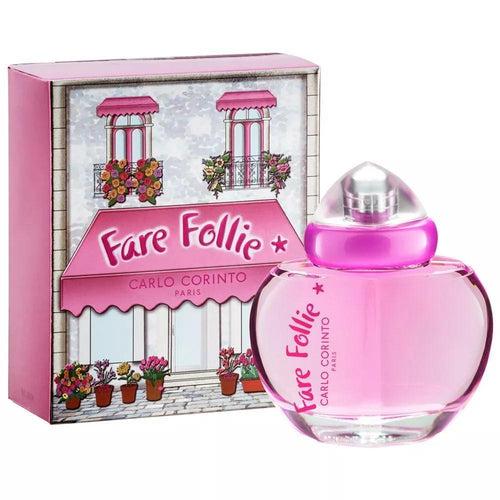 Fare Follie Dama Carlo Corinto 100 ml Edt Spray | PriceOnLine