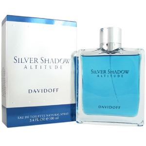 Silver Shadow Altitude Caballero Davidoff 100 ml Edt Spray | PriceOnLine