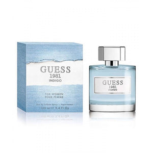 Guess 1981 Indigo Dama Guess 100 ml Edt Spray | PriceOnLine