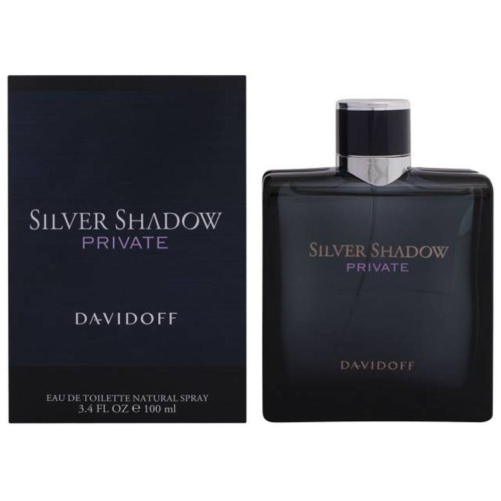 Silver Shadow Private Caballero Davidoff 100 ml Edt Spray | PriceOnLine