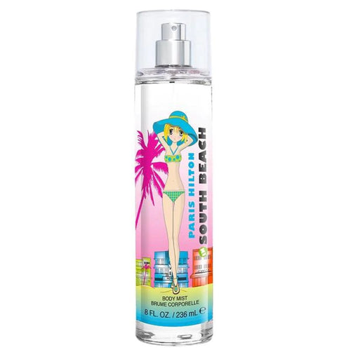 Passport In South Beach Dama Paris Hilton 236 ml Spray | PriceOnLine