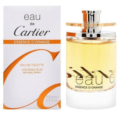 Eau de Cartier Essence D Orange Caballero Cartier 100 ml Edt Spray | PriceOnLine