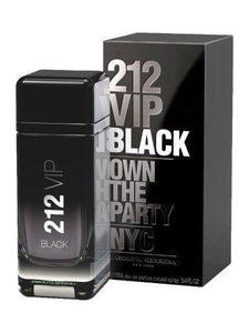 212 Vip Black Caballero Carolina Herrera 100 ml Edp Spray | PriceOnLine