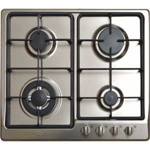 1932-Parrilla Teka Empotrable Eh 60 4G Ai Tr H. Fund. Gas Inox 40225080-Price-OnLine.mx