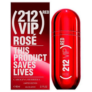 212 Vip Rosé Red Dama Carolina Herrera 80 ml Edp Spray | PriceOnLine