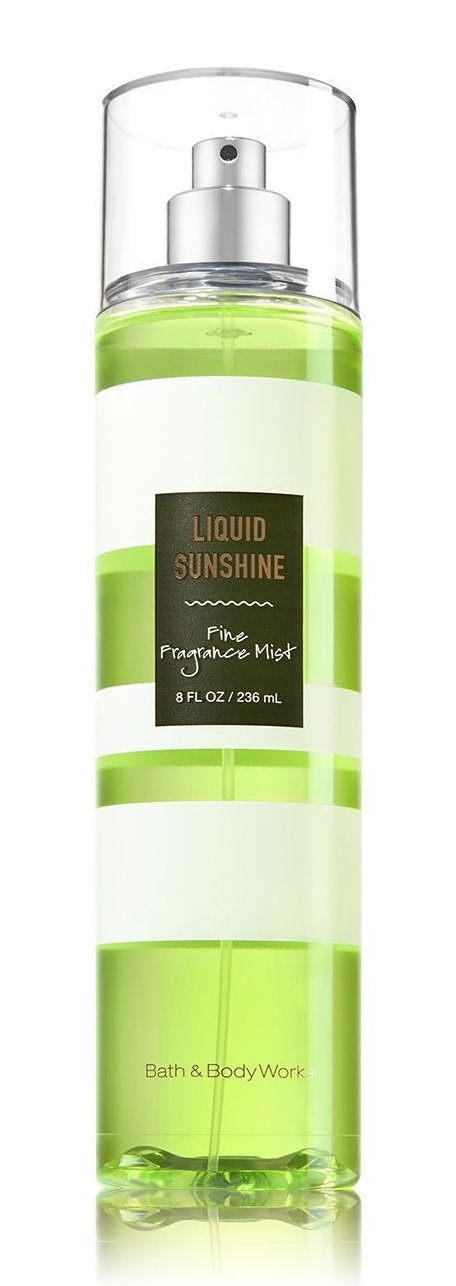 Liquid Sunshine Fragance Mist Bath and Body Works 236 ml Spray | PriceOnLine