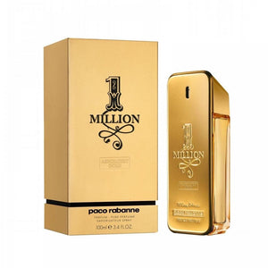 One Million Absolutely Gold Caballero Paco Rabanne 100 ml Edp Spray - PriceOnLine