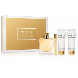 Set Woman Dama Ralph Lauren 4 pz - PriceOnLine