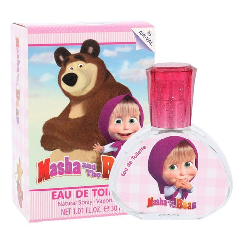 Masha And The Bear Niña Air Val 100 ml Edt Spray - PriceOnLine
