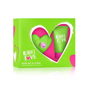 Set Rebel Love Dama Agatha Ruiz de la Prada 2 Pz | PriceOnLine