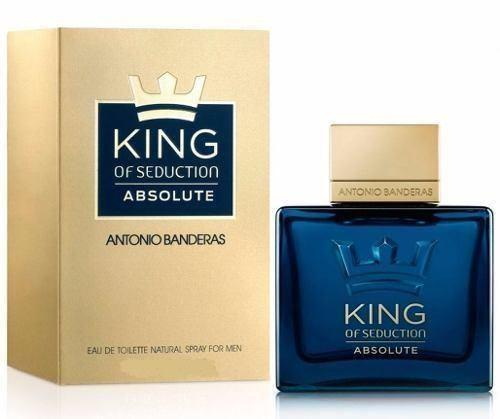 King Of Seduction Absolute Caballero Antonio Banderas 200 ml Edt Spray | PriceOnLine