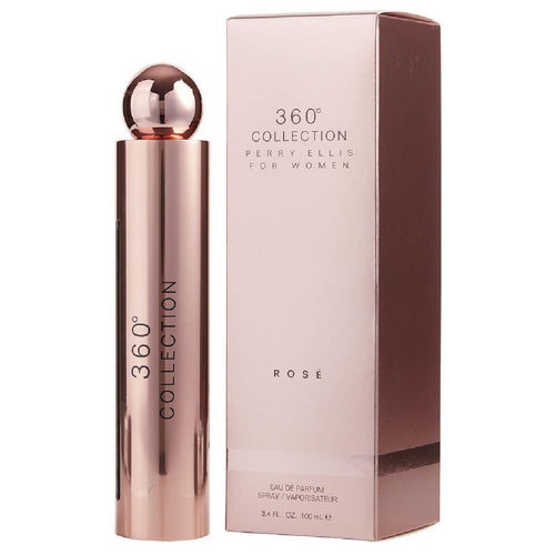 360 Collection Rose Dama Perry Ellis 100 ml Edp Spray - PriceOnLine