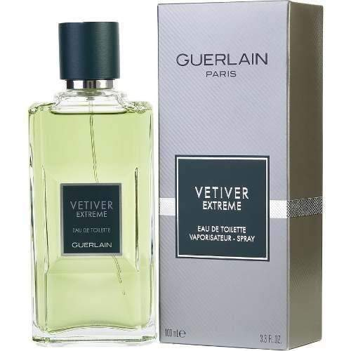 Vetiver Extreme Caballero Guerlain 100 ml Edt Spray | PriceOnLine
