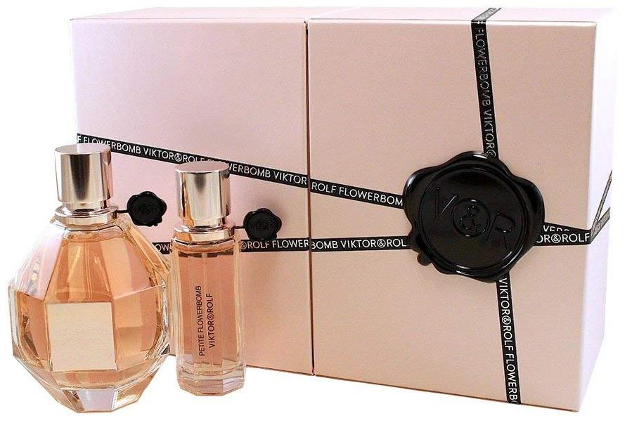 Set Flowerbomb Dama 100 ml Viktor And Rolf 2 Pz ( 100 ml + 20 ml )
