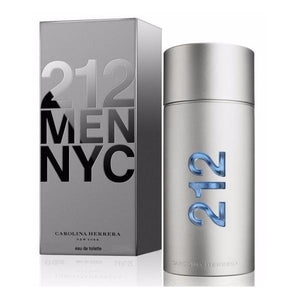 212 Men Caballero Carolina Herrera 100 ml Edt Spray | PriceOnLine