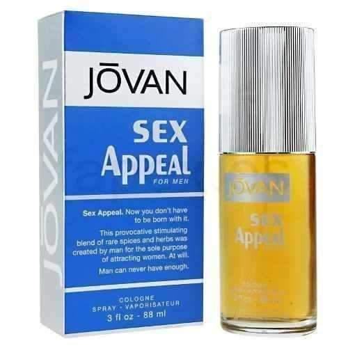 Sex Appeal Caballero Jovan 88 ml Cologne Spray | PriceOnLine