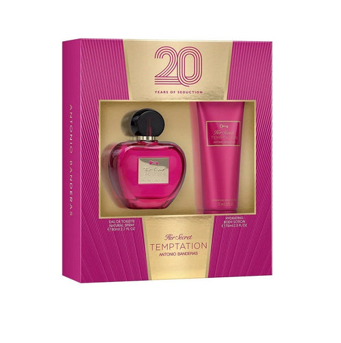 Set Her Secret Temptation Dama Antonio Banderas 2 Pz | PriceOnLine