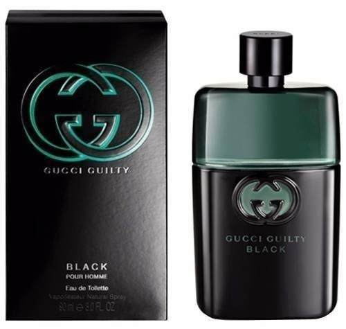 Gucci Guilty Black Caballero Gucci 90 ml Edt Spray - PriceOnLine