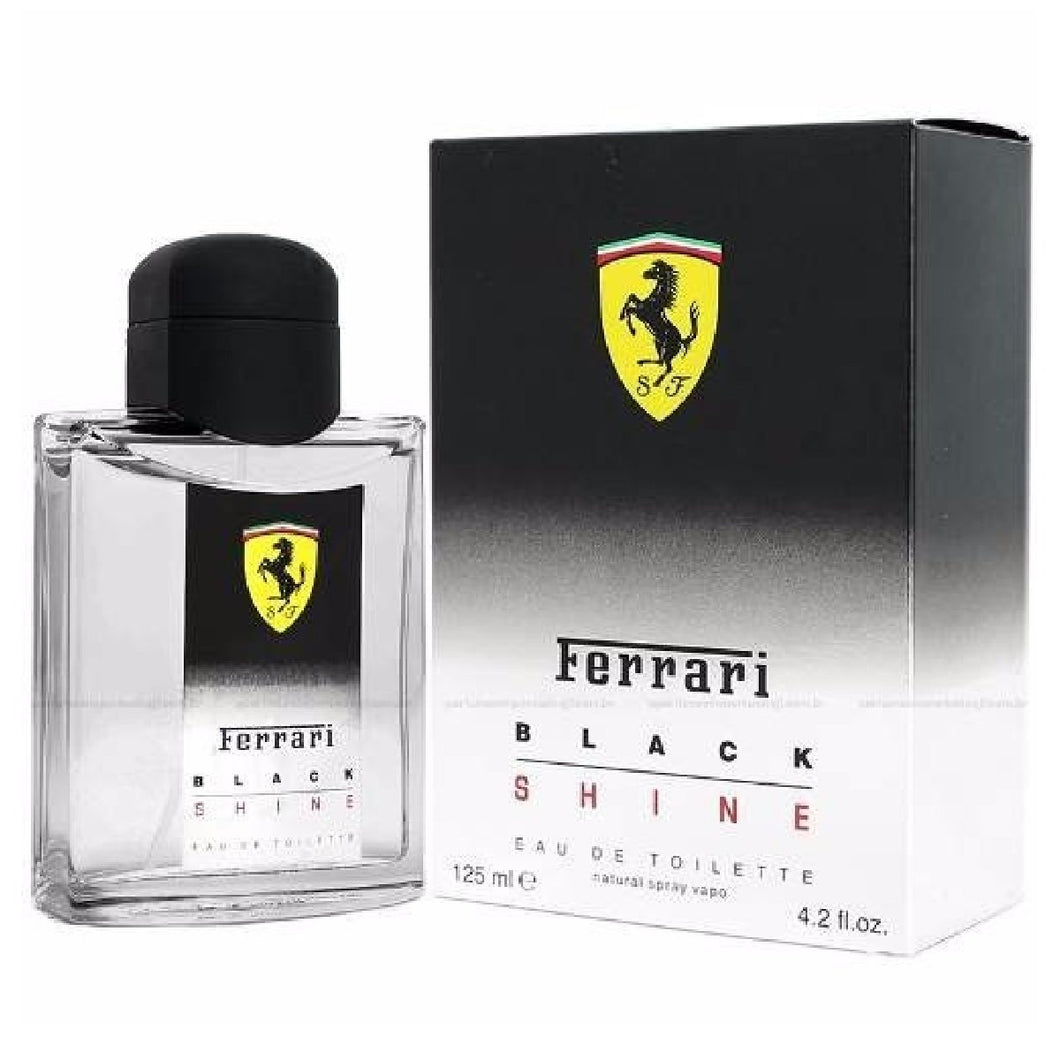 Ferrari Black Shine Caballero Ferrari 125 ml Edt Spray | PriceOnLine