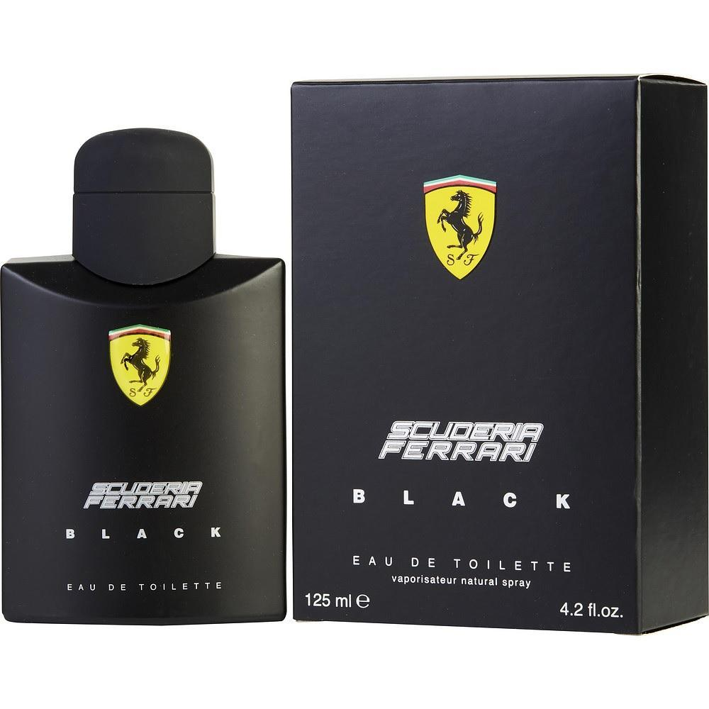 Scuderia Ferrari Black Caballero Ferrari 125 ml Edt Spray - PriceOnLine