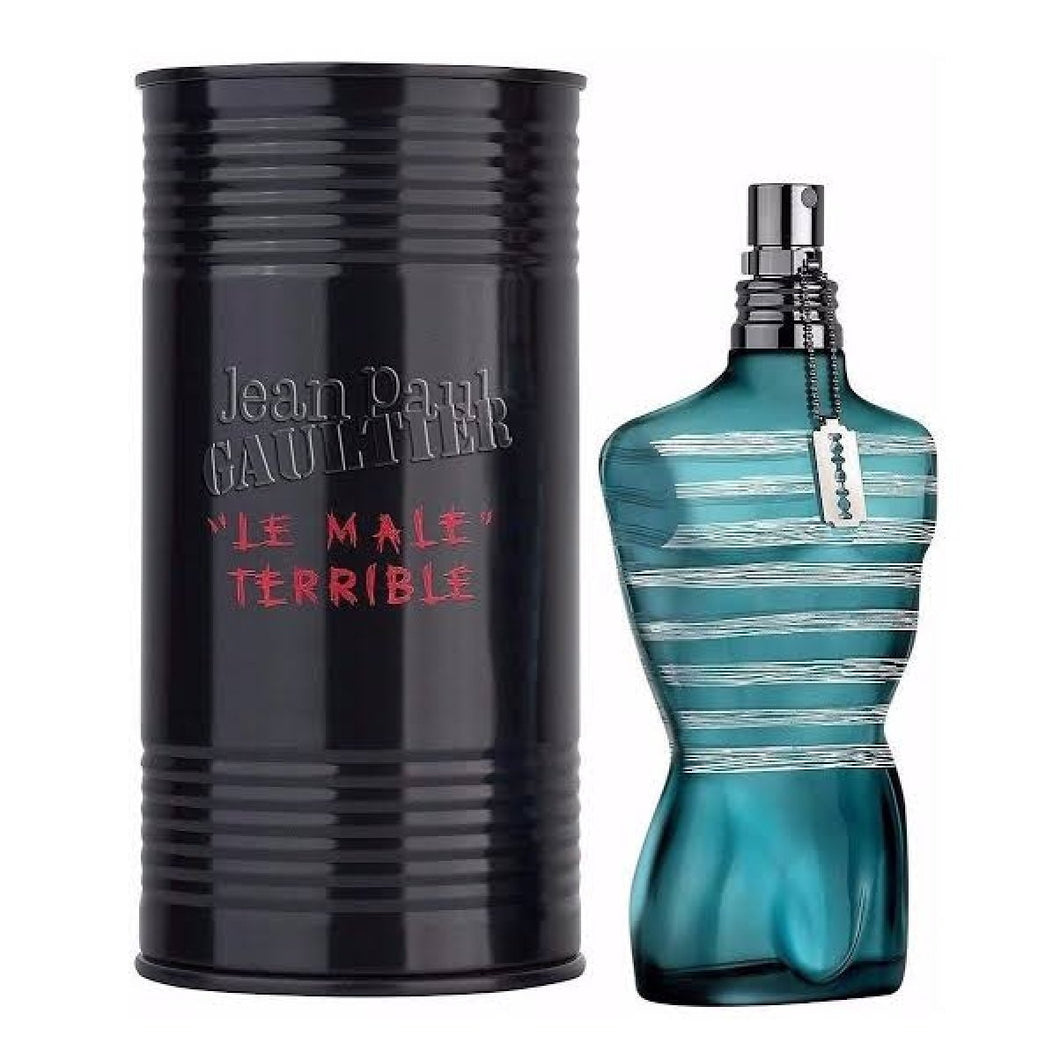 Le Male Terrible Caballero Jean Paul Gaultier 125 ml Edt Extreme Spray | PriceOnLine