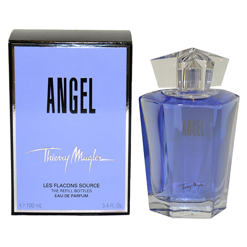 Angel Les Flacons Dama Thierry Mugler 100 ml Edp Spray Refillable | PriceOnLine