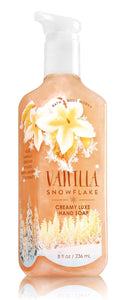 Vanilla Snowflake Hand Soap Bath and Body Works 259 ml | PriceOnLine