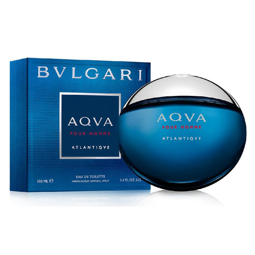 Aqva Pour Homme Atlantiqve Caballero Bvlgari 100 ml Edt Spray | PriceOnLine
