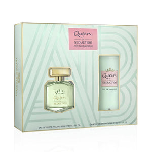 Set Queen Of Seduction Dama Antonio Banderas 2 Pz | PriceOnLine