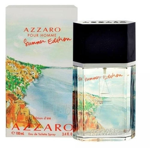 Azzaro Pour Homme Summer Edition Caballero Loris Azzaro 100 ml Edt Spray | PriceOnLine