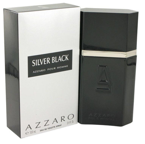 Azzaro Silver Black Caballero Loris Azzaro 100 ml Edt Spray | PriceOnLine