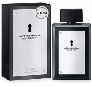 The Secret Caballero Antonio Banderas 200 ml Edt Spray - PriceOnLine